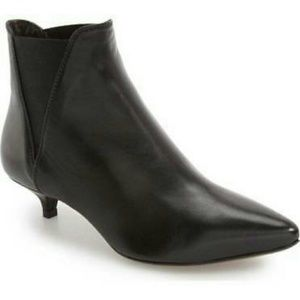 AGL Point Toe Ankle Boots